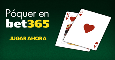 Registrate en Bet365!